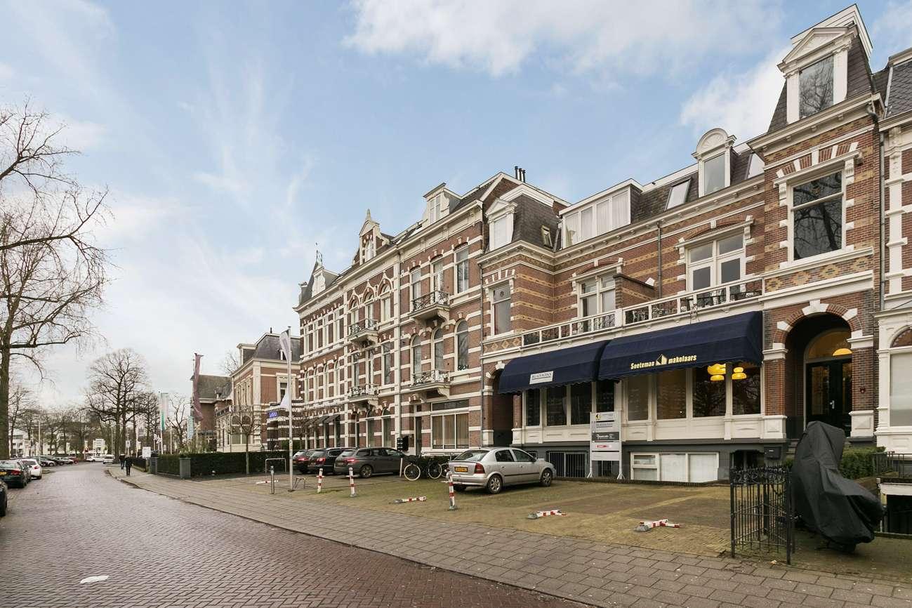 Locatie Oranjesingel 10 Nijmegen