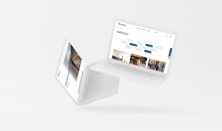 Portfolio Dutchgraph - Nabuurs - webdesign