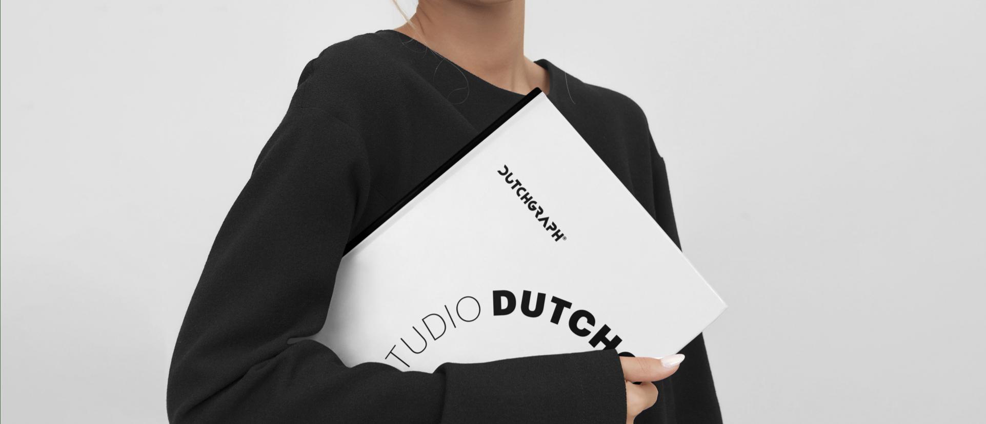 vrouw met content map Dutchgraph